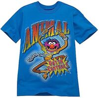 Animal Outta Control 2010 disney store shirt