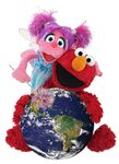 Elmo Abby globe