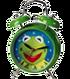 Kermitclock