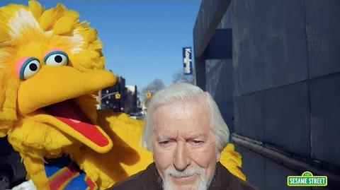 Big Birdman starring Caroll Spinney and Big Bird