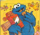 Barrio Sésamo puzzles (Parramon Ediciones)