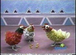 3chickens