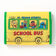 Boofoowoo school bus bag