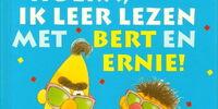 Hoera, ik leer lezen met Bert en Ernie!