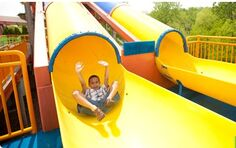 Sesame Place - Snuffy Slides