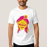 Zazzle janice head shirt