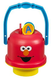 Elmo little bubble bucket 2