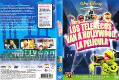 Los Telenecos Van A Hollywood, La Pelicula (Edicion Aniversario)-Caratula