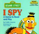 I Spy: A Game to Read and Play