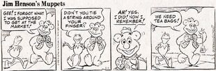 The Muppets comic strip 1982-03-11