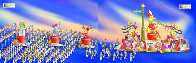 File:2009 Rose Parade float.jpg