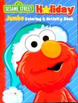 Bendon 2012 holiday jumbo elmo