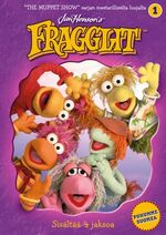Fragglit 1 jaksot 1 4