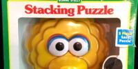 Sesame Street stacking puzzles