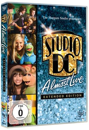 German-DVD-StudioDC-AlmostLive-ExtendedEdition-2010