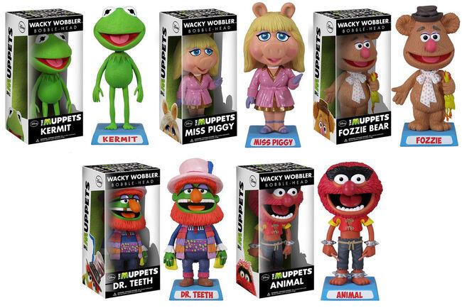 Muppet Wobblers