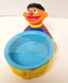Applause 1997 cereal bowl ernie 1