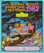The Sesame Street Storytime Calendar 1982