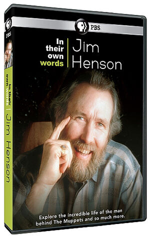In Their Own Words Jim Henson DVD