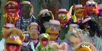 Die Muppets in Walt Disney World