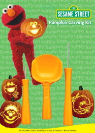 Paper magic group sesame pumpkin carving kit 2011