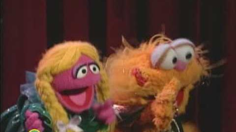Sesame Street Girls of the World