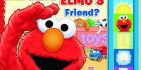 Where Is Elmo's Friend?