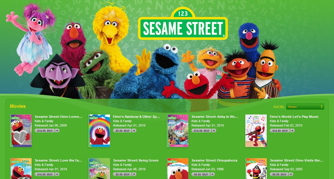 Sesame Street Sing Hoot And Howl Vhs Sesame Workshop s official