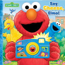 Say Cheese, Elmo!