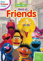 Best of Sesame Friends
