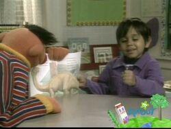 Ernie.Dinosaurbook
