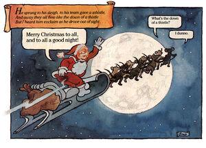 Santa-waldorf