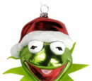Muppet Christmas ornaments (Target)