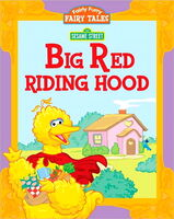 Big red riding hood nook