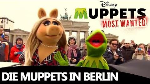 Die Muppets in Berlin - MUPPETS MOST WANTED