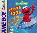 Elmo's 123s