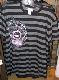 Animal drumming striped shirt disneyland 2010