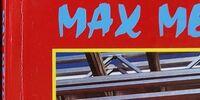 Max Mekker på brannstasjonen