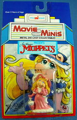 Movie minis 1988 miss piggy