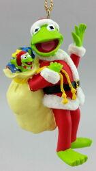 Kermit disney ornament