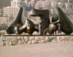Jerusalem.kidssstaue