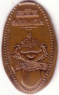 Busch gardens 2012ish pressed pennies zoe