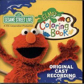Album.elmoscoloringbook