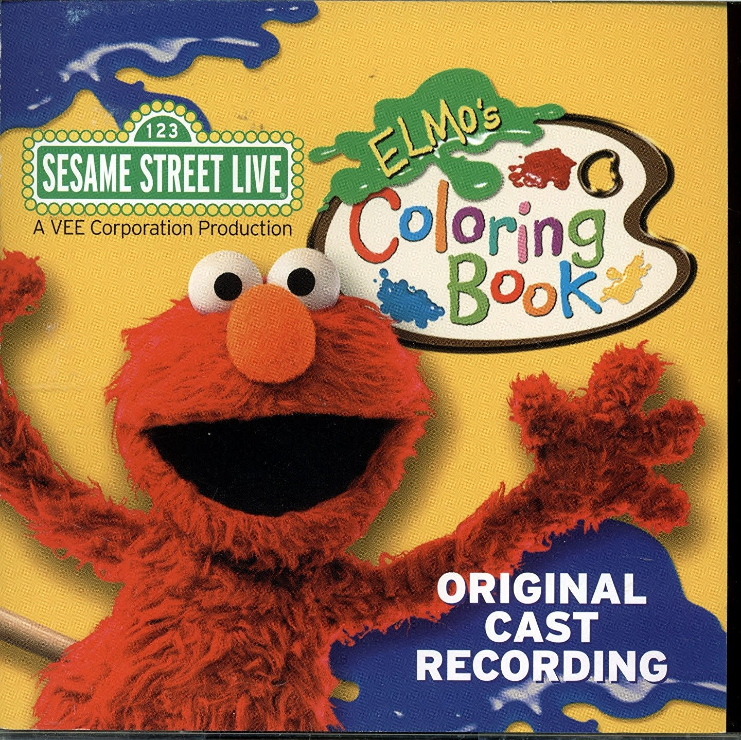 Elmos Coloring Book Soundtrack