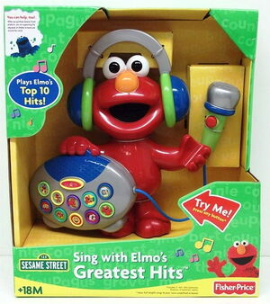Sing with elmo's greatest hits 1
