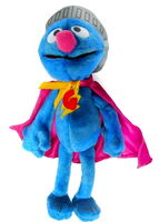 United labels supergrover plush