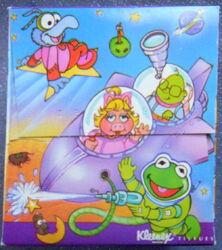 Kleenex 1988 muppet babies tissue box 4
