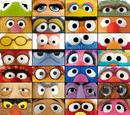 Muppet eyes