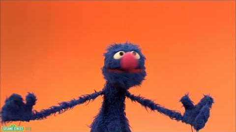 """Sesame Street """"I Am Special"""" with Grover"""