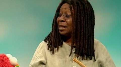 Sesame Street Whoopi Goldberg Plays Come & Play